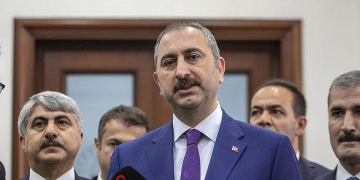 Adalet Bakanı Gül: Öcalan