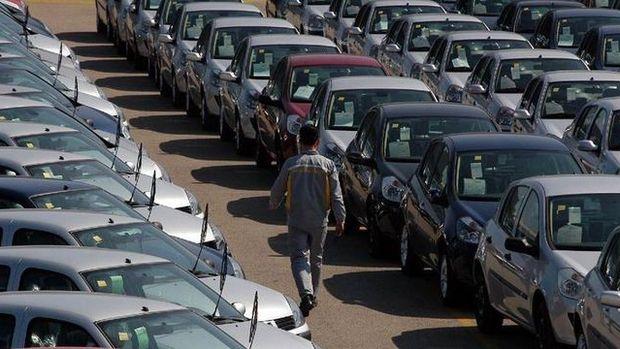 AB'de otomobil satışları nisanda azaldı