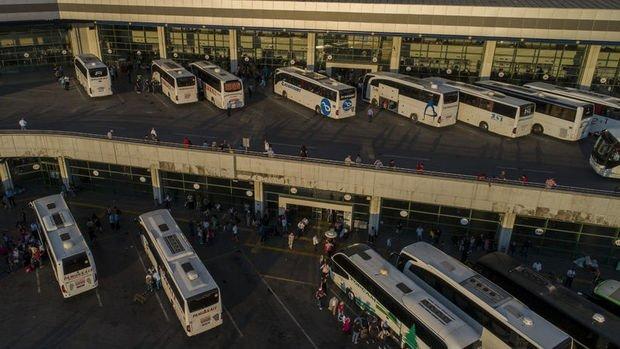 Bayram tatili için otobüs biletleri tükendi