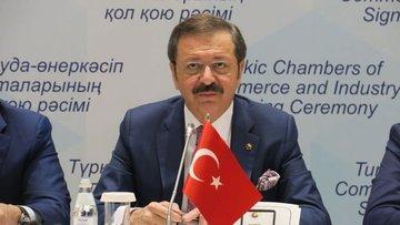 TOBB/Hisarcıklıoğlu: Ekonomik alanda bir istikbal mücadel...