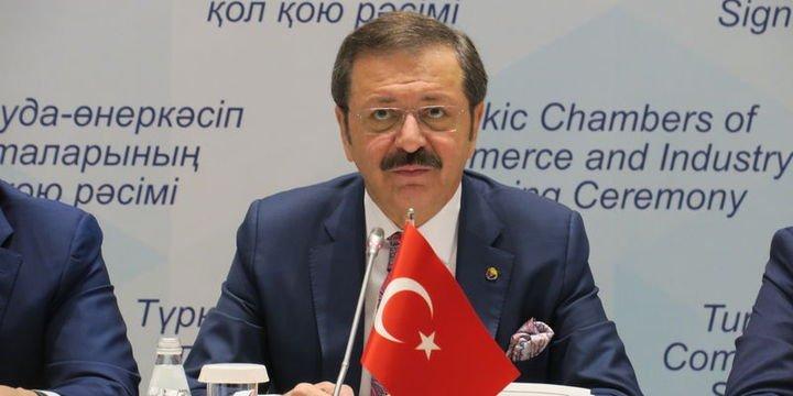 TOBB/Hisarcıklıoğlu: Ekonomik alanda bir istikbal mücadelesi veriyoruz
