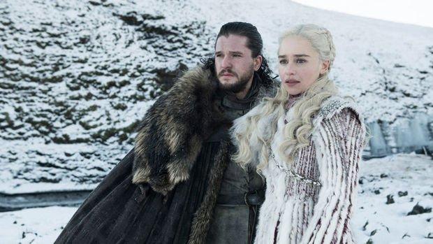 ABD'de 10.7 milyon çalışan Game of Thrones finalinden dolayı işe gitmemeyi planlıyor