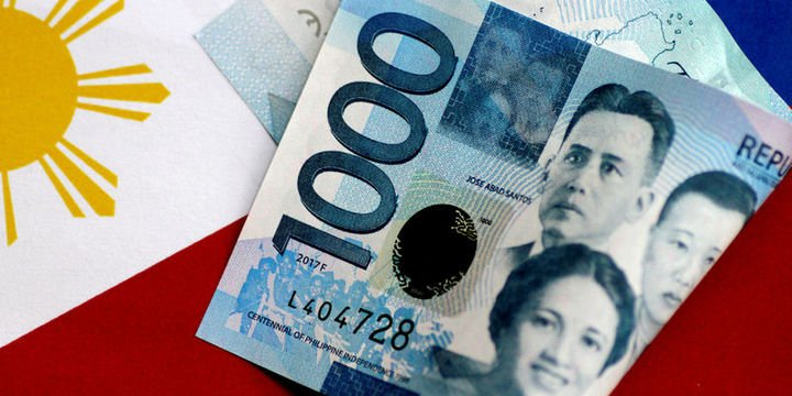 Filipinler Pesosu 7 haftanın düşüğüne geriledi