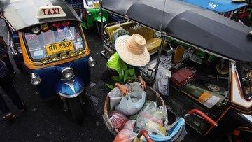 Tayland 1. çeyrekte beklentilere paralel büyüdü
