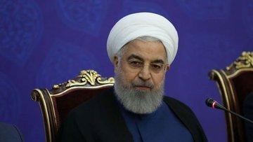 İran Cumhurbaşkanı Ruhani: Şartlar müzakere değil direniş...