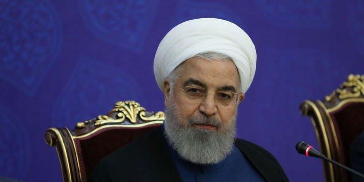 İran Cumhurbaşkanı Ruhani: Şartlar müzakere değil direniş şartları