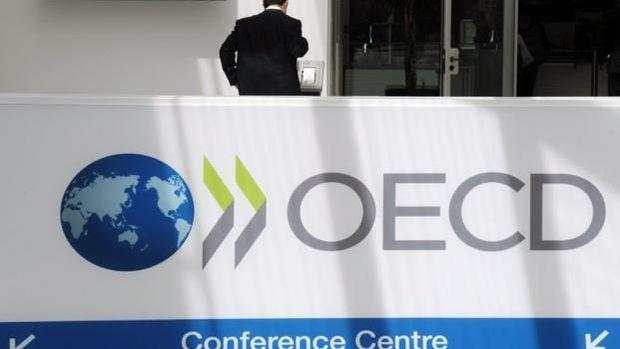 OECD Türkiye'nin 2019 büyüme görünümünü eksi % 2.6'ya düşürdü
