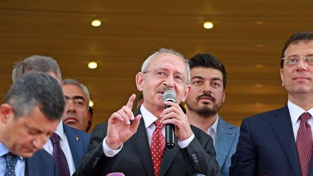 Kılıçdaroğlu: YSK'nın gerekçelerini merak ediyorum