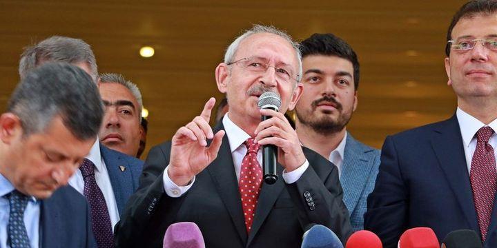 Kılıçdaroğlu: YSK