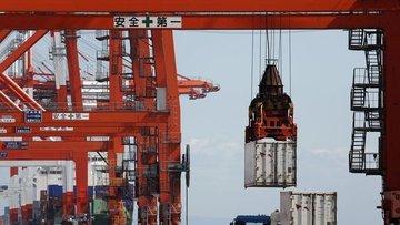 Japonya'nın ihracatı Nisan'da 5 ay üst üste geriledi