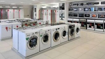 TÜRKBESD: Beyaz eşya iç satışı Nisan'da yıllık yüzde 7 az...