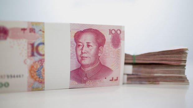 """Yuan """"güçlü dolar"""" karşısında geriledi"""