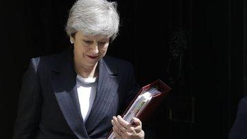 Theresa May'in Cuma günü istifa etmesi bekleniyor