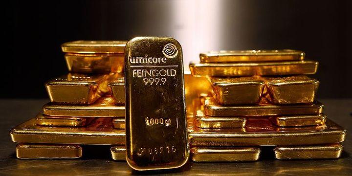Altın Fed tutanakları sonrası sakin seyretti
