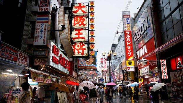 Japonya'da tüketici enflasyonu Nisan'da hafifçe yükseldi