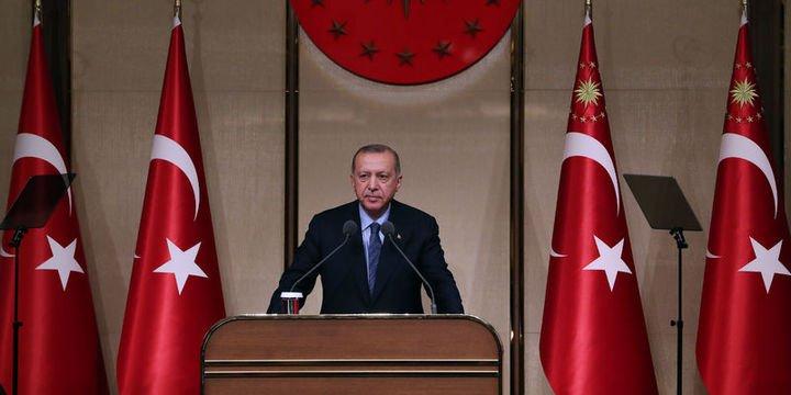 Erdoğan: 29 bin 689 yeni sağlık çalışanı istihdam edilecek