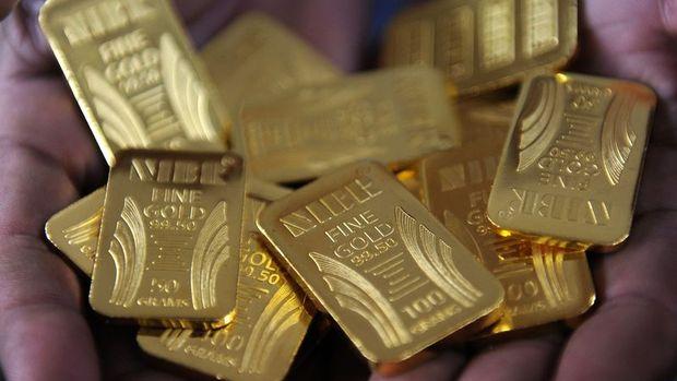 """Altın """"büyüme görünümü"""" ile kazançlarını korudu"""