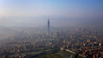Tayvan ilk çeyrekte beklentiye paralel büyüdü