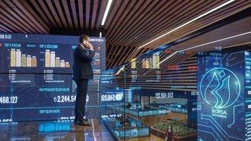 Borsadaki şirketlerden ilk çeyrekte 15,6 milyar liralık n...