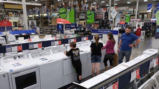 ABD'de dayanıklı mal siparişleri Nisan'da %2.1 düştü
