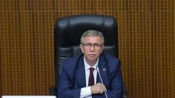 Ankara Belediye Başkanı Yavaş araç ve ihale genelgesi yay...
