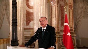 Erdoğan: Siyasi taraf olan sporcu ve sanatçılarımızın dur...