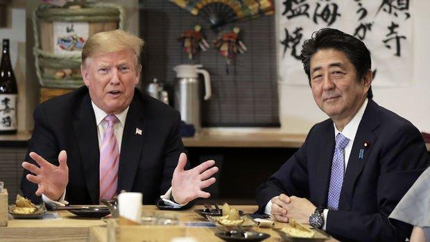 Trump: Japonya ile Ağustos'ta ticaret anlaşması imzalayabiliriz