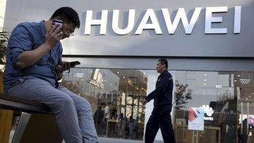 ABD yaptırımları sebebiyle Çinliler iPhone'u bırakıp Huaw...