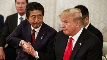 Trump: ABD Çin ile ticaret anlaşması yapmaya hazır değil