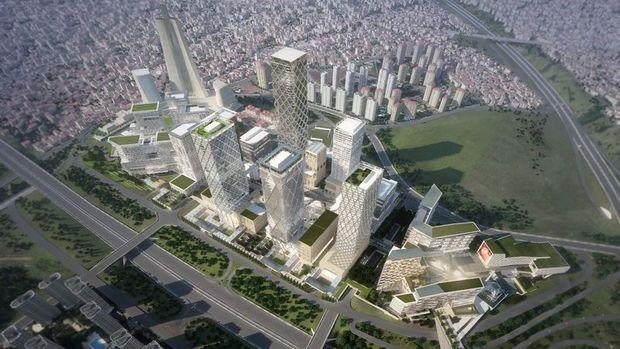 İstanbul Finans Merkezi'nin 2022'de açılması planlanıyor