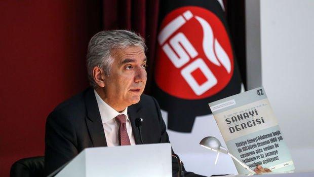 İSO Başkanı Bahçıvan'dan İSO 500 değerlendirmesi