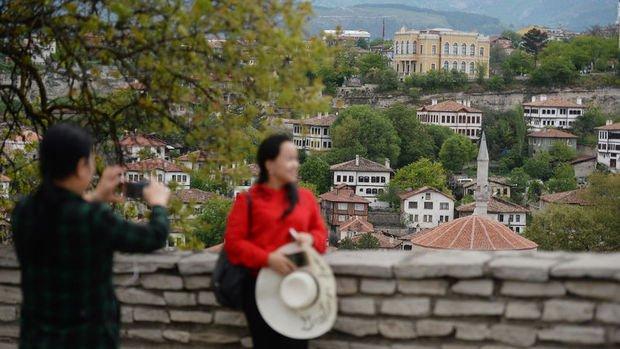 Türkiye'ye gelen Çinli turist sayısı 147 bin arttı