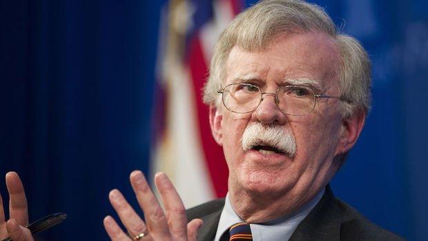 Bolton: Füceyre Limanı'ndaki saldırıların arkasında İran var