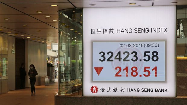 Asya borsaları hafif geriledi