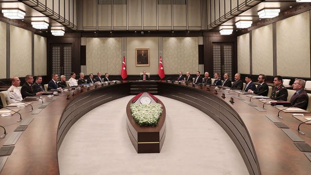 MGK: Türkiye, Doğu Akdeniz'de oldu bittiye izin vermeyecek