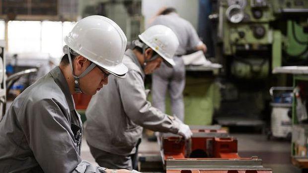 Japonya'nın sanayi üretimi Nisan ayında yükseldi