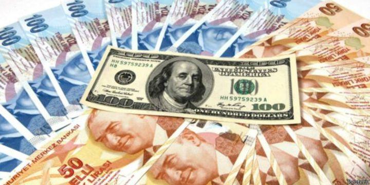 Dolar/TL 5.80