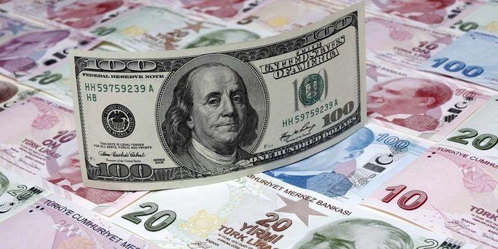 Dolar/TL, 5,76 seviyesinde işlem görüyor