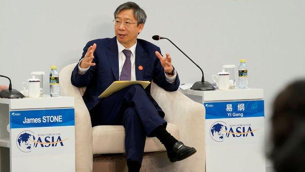 Çin MB Başkanı: Çin'in para politikasında çok fazla alanı var