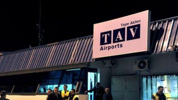 TAV Havalimanları yolcu sayısı Mayıs'ta yüzde 40 azaldı
