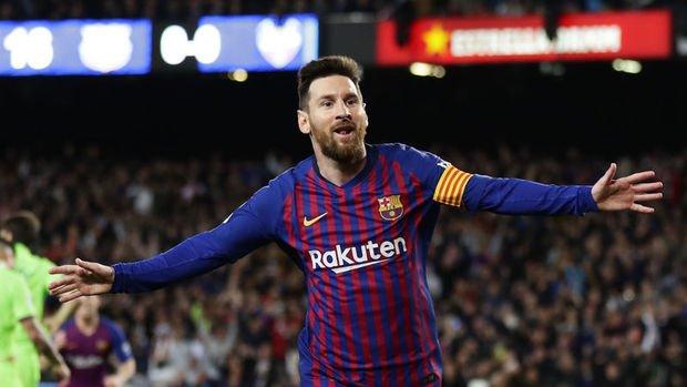Dünyanın en çok kazanan sporcusu Messi