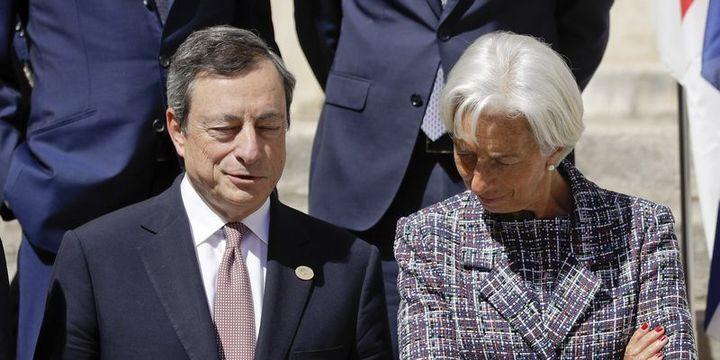 Lagarde ve Draghi