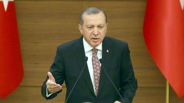 Erdoğan: Türkiye S400'leri alacaktır demiyorum, almıştır
