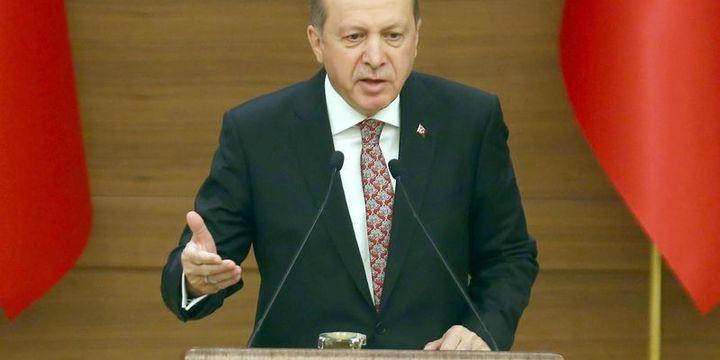 Erdoğan: Türkiye S400