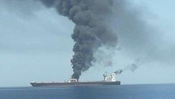 Basra Körfezi'nde petrol tankerlerine saldırılar korkular...