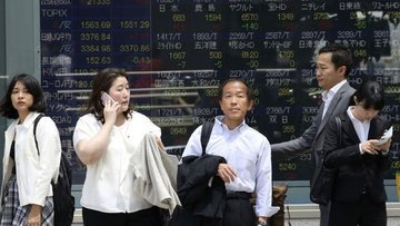 Asya borsaları 'Merkez Bankaları' haftasına karışık başladı