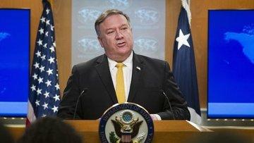 Pompeo: (Umman Körfezi saldırıları) Bunun arkasında İran'...