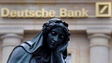 """FT: Deutsche 50 milyar euroluk """"kötü banka"""" kuracak"""