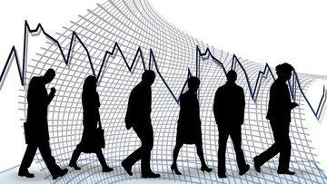 İşsizlik oranı Mart'ta % 14.1 oldu