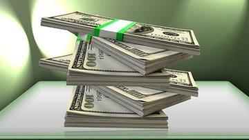 Haftaya artışla başlayan dolar/TL düşüşe geçti